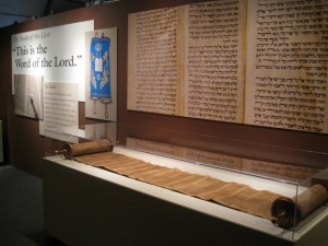 2009 Bible Museum- Dead Sea Scrolls 004
