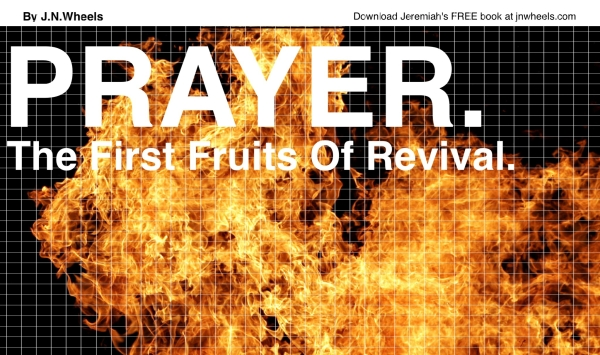 prayer Fire!