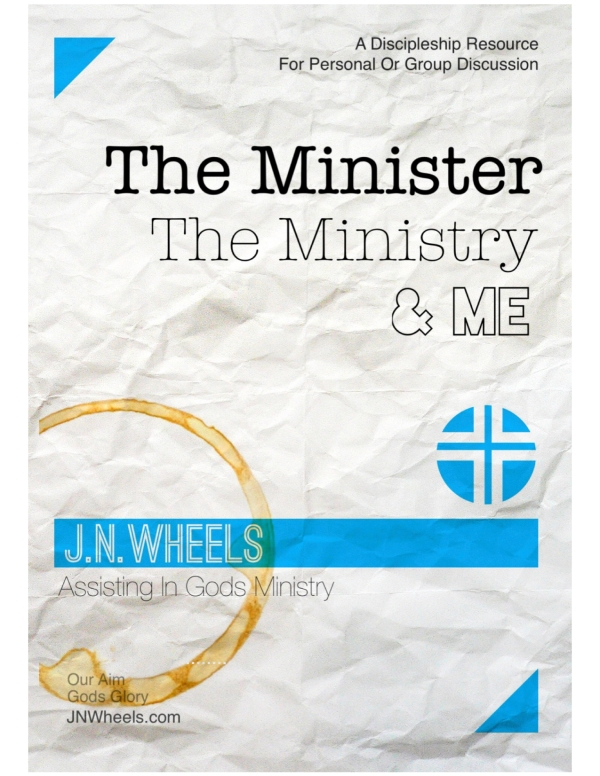 The Minister The Ministry & Me (dragged)